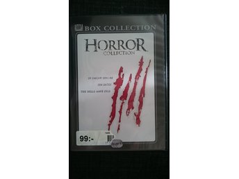 DVD: Horror Collection