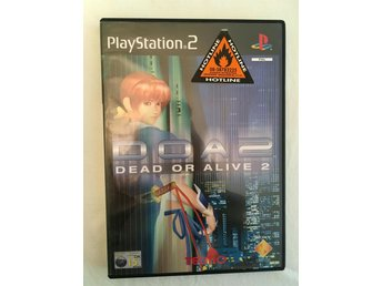 DOA 2 Dead or alive 2 Playstation 2