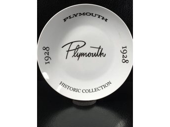 Plymouth historic collection  1st NY!