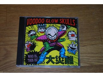 Voodoo Glow Skulls - Who Is, This Is ? - Ozzy