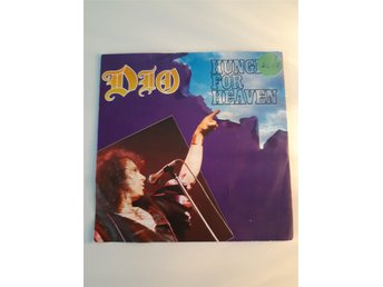 Vinylsingel Dio - Hungry for heaven
