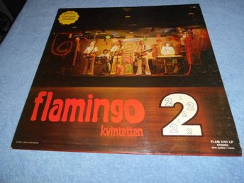 Flamingokvintetten - 2 (LP) 1972
