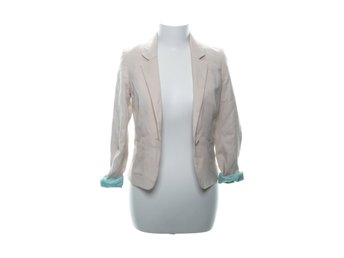 Divided by H&M, Kavaj, Strl: 34, Beige