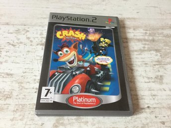 Crash Tag Team Racing(Komplett)