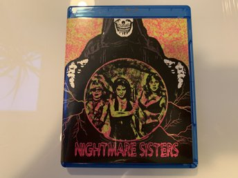 Nightmare Sisters (Vinegar Syndrome, US Import, Regionsfri)