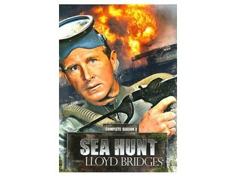 Sea Hunt - The Complete Season Three (DVD)