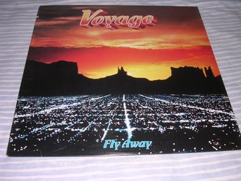 VOYAGE - Fly Away (LP) Disco Boogie Still Sealed Top!!