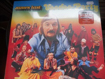 LP James Last - Voodoo-party coloured vinyl! RSD 2016