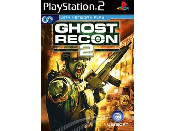 Tom Clancys Ghost Recon 2 - Playstation 2 - Varberg - Tom Clancys Ghost Recon 2 - Playstation 2 - Varberg