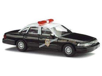 Busch 49083 - Ford Crown Victoria H0 - Ord.pris 120:- - Munka-ljungby - Busch 49083 - Ford Crown Victoria H0 - Ord.pris 120:- - Munka-ljungby