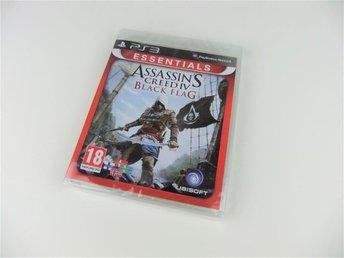 Assassins Creed IV: Black Flag Inplastad PS3 Assassins Creed 4 Ubisoft - åkersberga - Assassins Creed IV: Black Flag Inplastad PS3 Assassins Creed 4 Ubisoft - åkersberga