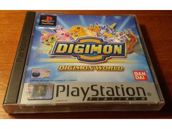 Digimon World - Playstation 1 / PS1