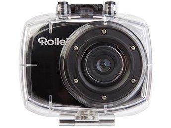 Actionkamera Rollei Racy full hd, kvitto 2 års garanti. som nyskick. 4 veckor - Mockfjärd - Actionkamera Rollei Racy full hd, kvitto 2 års garanti. som nyskick. 4 veckor - Mockfjärd