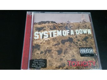 System of a Down Toxicity Album CD - Södertälje - System of a Down Toxicity Album CD - Södertälje