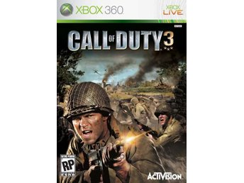 Call of Duty 3 - Xbox 360