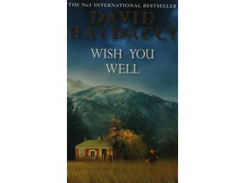 Wish you well, David Baldacci (Pocket Eng)