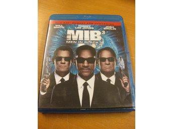 MEN IN BLACK 3 - WILL SMITH, TOMMY LEE JONES - MIB3 - BLU-RAY - Hörby - MEN IN BLACK 3 - WILL SMITH, TOMMY LEE JONES - MIB3 - BLU-RAY - Hörby