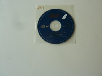 BBM - WHERE IN THE WORLD (EDIT) CD-S PROMO (GARY MOORE)