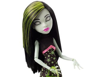 Scarah Screams - Ghoul Fair - Monster High docka