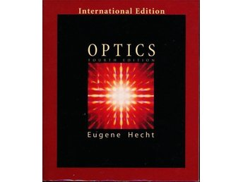 Optics - Eugene Hecht