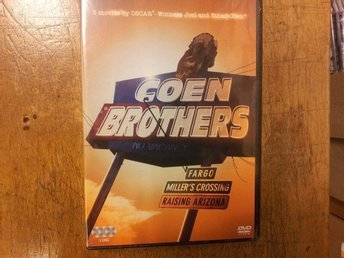 Coen Brothers (Fargo, Miller's Crossing, Raising arizona)Inplastad