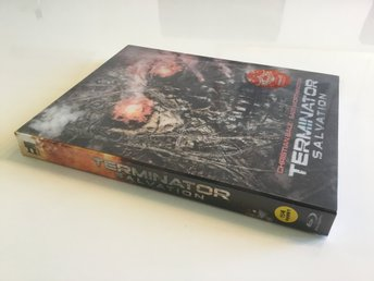 Terminator Salvation - Limited KimchiDVD Exclusive  Linticular #27 (Blu-ray)