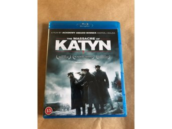 BLU-RAY /// - KATYN (the massacre of)