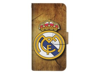 iPhone 4/4s Plånboksfodral Real Madrid