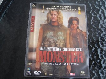 DVD-MONSTER *Charlize Theron, Christina Ricci*
