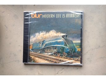 Blur Modern Life is Rubbish CD Ny inplastad