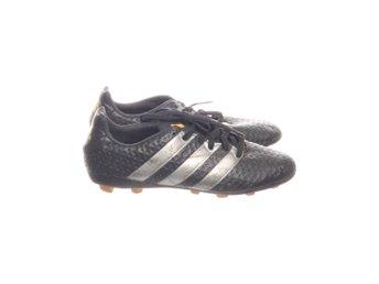 Adidas, Fotbollsskor, Strl: 36, SvartGrå (341243587) ᐈ