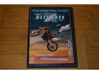ESPN Ultimate X The Movie - 2002 - DVD