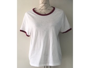 H&M divided top stl L