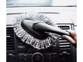 Dammborste För Bilen etc Multi-functional Car Duster