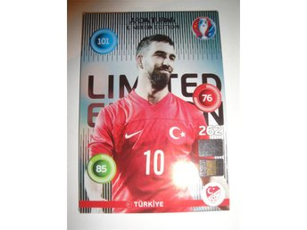 Panini Adrenalyn XL EURO 2016 - Limited Edition - ARDA TURAN - Turkiet