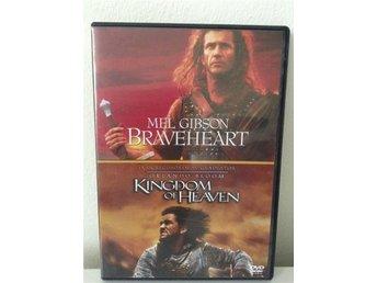 Braveheart ( Mel Gibson ) / Kingdom of Heaven ( Orlando Bloom ) - Hyltebruk - Braveheart ( Mel Gibson ) / Kingdom of Heaven ( Orlando Bloom ) - Hyltebruk