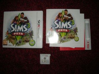3DS Sims 3 Pets - Malmö - 3DS Sims 3 Pets - Malmö