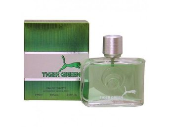 Tiger Green Homme - Parfym 90 ml