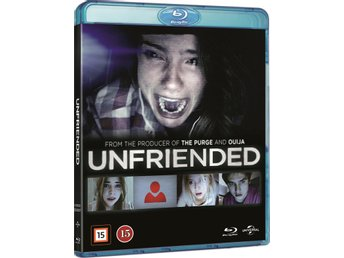 Unfriended (oöppnad)
