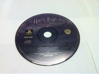 PS1: Harry Potter and the Philosophers Stone (Enbart skivan)