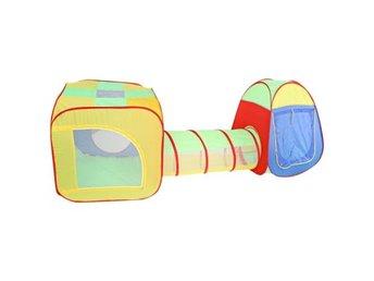 Kids Portable Folding Pop Up Tunneltält Cubby Playhouse Hut - Boras - Kids Portable Folding Pop Up Tunneltält Cubby Playhouse Hut - Boras