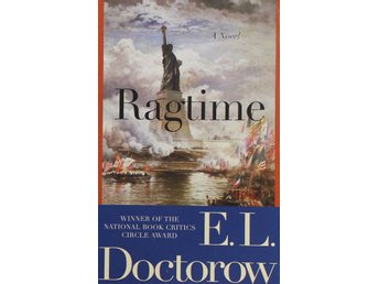 Ragtime, E L Doctorow (Storpocket Eng)