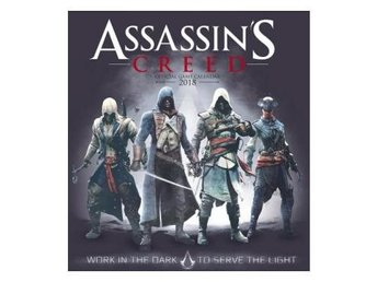 Assassins Creed Kalender 2018