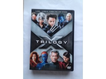 DVD - X-Men Trilogy (3-disc)