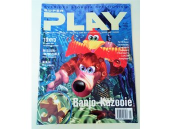 Super Play augusti 1998