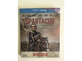 Spartacus - 55th Anniversary Limited Steelbook (Blu-ray) - UTGÅTT