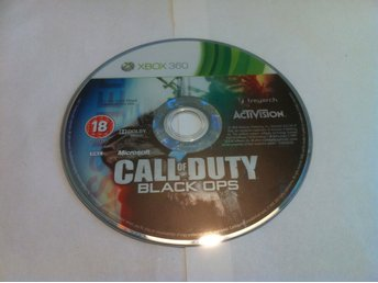 Xbox 360: Call of Duty: Black Ops