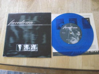 Facedown - Friendship Is Still Everything EP (Blue) RARE HC
