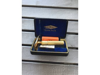 Rakhyvel gillette gold tech made in USA