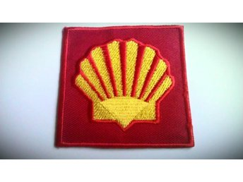 SHELL Oil Gas Petrol Bensin Garage Service Station Patch USA